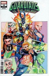 Marvel Comics's Guardians of the Galaxy Issue # 14c