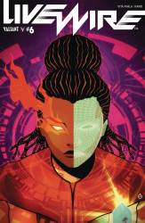 Valiant Entertainment's Livewire Issue # 6c
