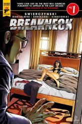 Titan Comics's Hard Case Crime: Breakneck Issue # 1c