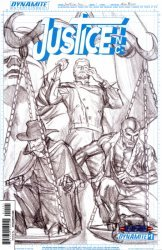 Dynamite Entertainment's Justice Inc Issue # 1l