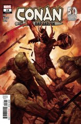 Marvel Comics's Conan the Barbarian Issue # 18