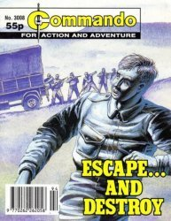 D.C. Thomson & Co.'s Commando: For Action and Adventure Issue # 3008
