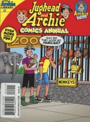 Archie's Jughead & Archie: Comics Digest Issue # 22