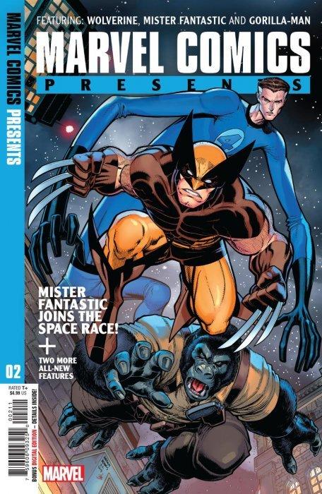5c6c90456e3 Marvel Comics Presents Issue # 6 (Marvel Comics)