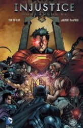 DC Comics's Injustice: Gods Among Us Issue # 1e