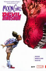 Marvel's Moon Girl and Devil Dinosaur TPB # 1