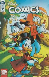 IDW Publishing's Disney Comics & Stories Issue # 7