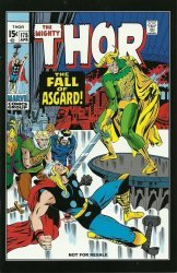 Marvel Comics's Thor (The Mighty) Issue # 175b