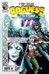 Amigo Comics's Rogues!: Cold Ship Issue # 2