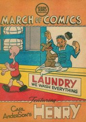 Western Printing Co.'s March of Comics Issue # 43b