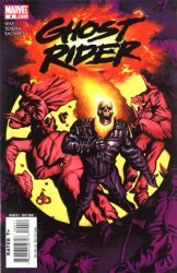 Marvel Comics's Ghost Rider Issue # 4