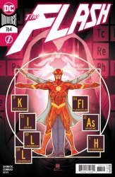 DC Comics's Flash Issue # 764