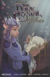 Archaia Studios Press's Jim Henson's Dark Crystal: Age of Resistance Issue # 11