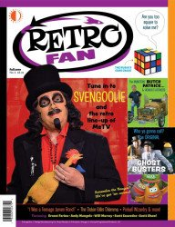TwoMorrows Publishing's RetroFan Issue # 6