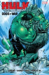 Marvel Comics's The Incredible Hulk: Dogs of War Hard Cover # 1
