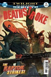 DC Comics's Deathstroke Issue # 13