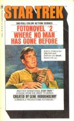 Bantam Books's Star Trek: Fotonovel Issue # 2