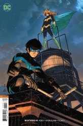 DC Comics's Nightwing Issue # 49b