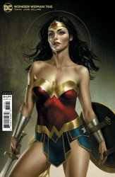 DC Comics's Wonder Woman Issue # 760b