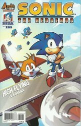 Archie Comics Group's Sonic the Hedgehog Issue # 289b