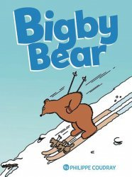 Humanoids Publishing's Bigby Bear Hard Cover # 1