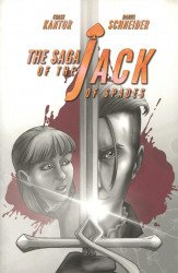 Renegade Arts Entertainment's The Saga Of The Jack Of Spades Soft Cover # 1