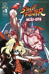 UDON Entertainment's Street Fighter: Necro & Effie Issue # 1c