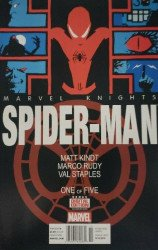 Marvel Knights's Marvel Knights: Spider-Man Issue # 1b