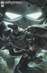 DC Black Label's Batman / Catwoman Issue # 1unknown-b