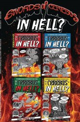 Aardvark-Vanaheim's Swords of Cerebus: In Hell? TPB # 1