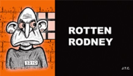 Chick Publications's Rotten Rodney Issue nn
