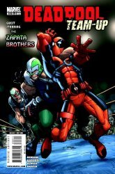 Marvel Comics's Deadpool Team-Up Issue # 898