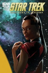IDW Publishing's Star Trek: Countdown to Darkness Issue # 2c