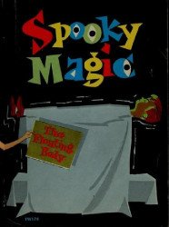 Scholastic's Spooky Magic Soft Cover # 1-2nd print