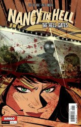 Amigo Comics's Nancy in Hell: Hell's Door Issue # 1