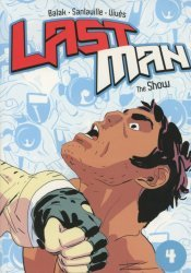 First Second Books's Last Man Soft Cover # 4
