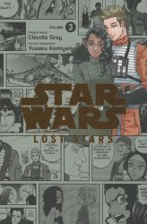 Yen Press's Star Wars: Lost Stars Soft Cover # 3