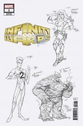 Marvel Comics's Infinity Wars: Infinity Warps Issue # 1c