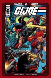 IDW Publishing's G.I. Joe: A Real American Hero Issue # 273