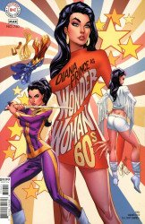DC Comics's Wonder Woman Issue # 750d