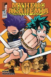 Viz Media's My Hero Academia Soft Cover # 23
