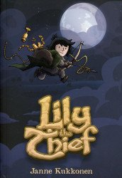 First Second Books's Lily The Thief Soft Cover # 1