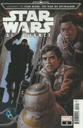 Marvel Comics's Journey to Star Wars: The Rise of Skywalker - Allegiance Issue # 2c