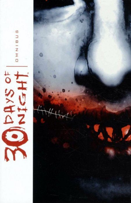 30 Days of Night Omnibus Hard Cover 1 (IDW Publishing ...