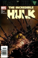 Marvel Comics's The Incredible Hulk Issue # 97b