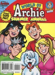 Archie's World of Archie - Double Digest Issue # 59