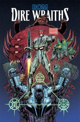 IDW Publishing's ROM: Dire Wraiths TPB # 1