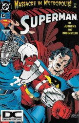 DC Comics's Superman Issue # 92b