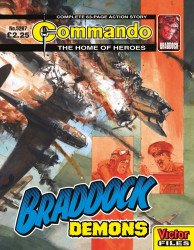 D.C. Thomson & Co.'s Commando: For Action and Adventure Issue # 5267