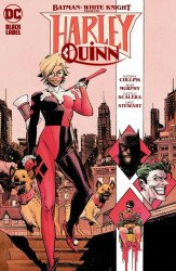 DC Black Label's Batman: White Knight Presents - Harley Quinn Issue # 1